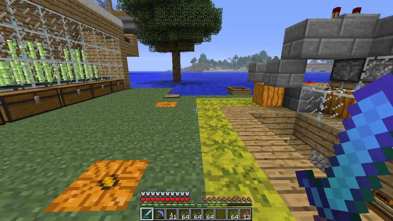 minecraft how to make a xp farm