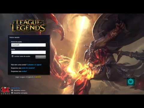 Login Screen - Season 5 [PT-BR]