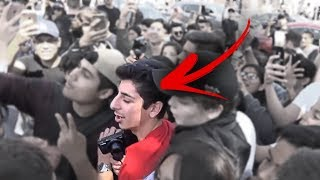 I GOT ATTACKED BY FANS!! (ft. FaZe Banks and Alissa Violet) *POLICE CALLED* | FaZe Rug