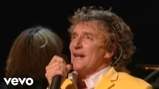 Watch Rod Stewart What A Wonderful World video