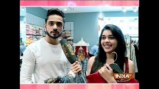 SBAS team is shopping with Kabir & Zara