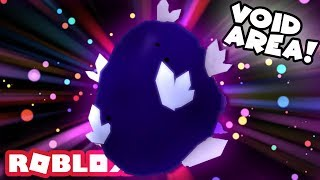 OPENING A VOID SHARD EGG (New Pets and Area) | Bubble Gum Simulator
