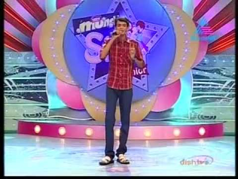 Munch Star Singer Adarsh Song anuragame video