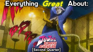 Everything Great About: JoJo's Bizarre Adventure (2012) | (Second Quarter)