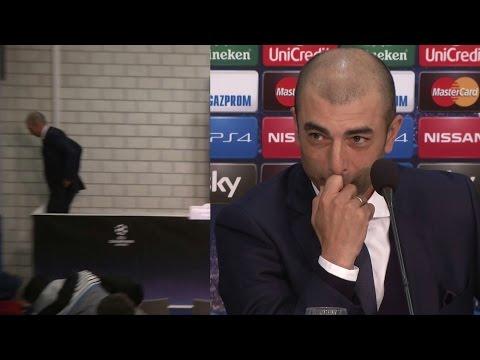 Roberto Di Matteo bricht genervt die Pressekonferenz ab | FC...