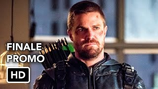 """Arrow 7x22 Extended Promo """"You Have Saved This City"""" (HD) Season Finale"""