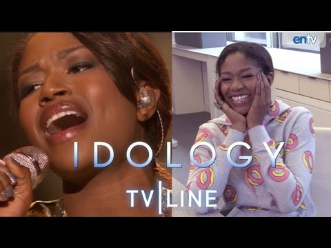 Amber Holcomb Exit Interview - American Idol Seaon 12 : IDOLOGY