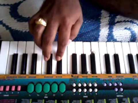 keybord hindi songs  phoolon sa chehra tera