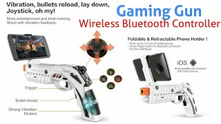 Gaming Gun || Wireless Bluetooth Controller || Wholesale Price Products in India || Product Review