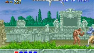 Altered Beast Arcade Part 1