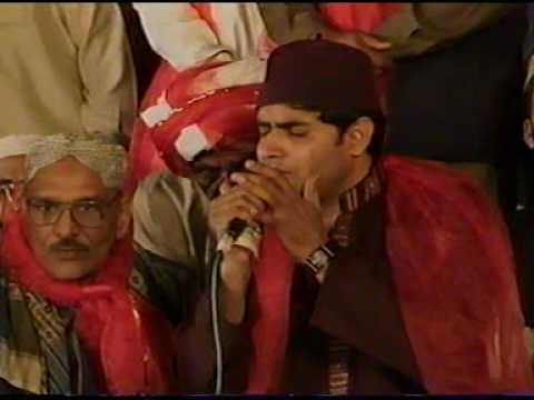 Najeeb Sultan Bahuu with Abrar ul Haq 2009 Alaf Allah  Chambay...