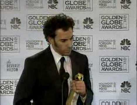Sacha Baron Cohen -- Borat