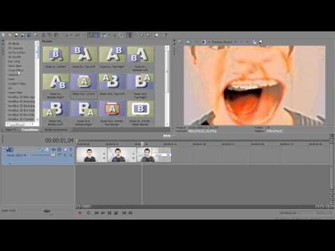 Zoom Effect Sony Vegas ▶ Sony Vegas Effect 2