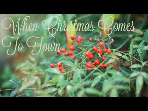 polar express when christmas comes to town by matthew hall and meagan moore cover - Meagan Moore When Christmas Comes To Town