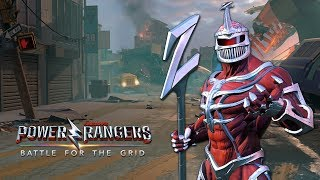 Battle for the Grid - Lord Zedd DLC