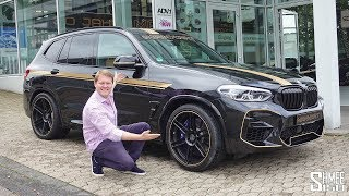 The Manhart MHX3 600 is the 'Sleeper' BMW X3 M Competition!