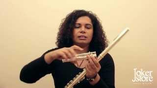Flüt Dersi Bölüm 1: Temel Teknikler / Flütün Tanıtılması / Ağızlıkla Ses Çalışmaları