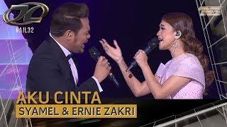 #AJL32 | Syamel & Ernie Zakri | Aku Cinta - Musik76