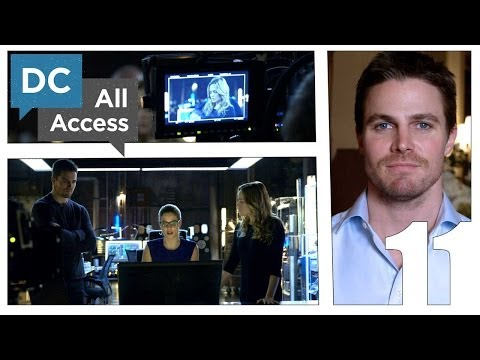 Stephen Amell Teases All Arrow Special - DCAA