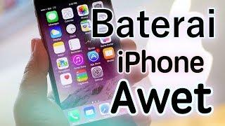 6 Tips Ampuh Merawat Baterai iPhone Agar Awet Tahan Lama