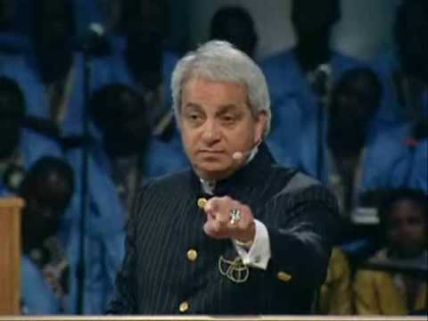 Benny Hinn - Israel Have To Defeat His Enemies