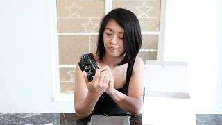 Unboxing the Fujifilm X-T3
