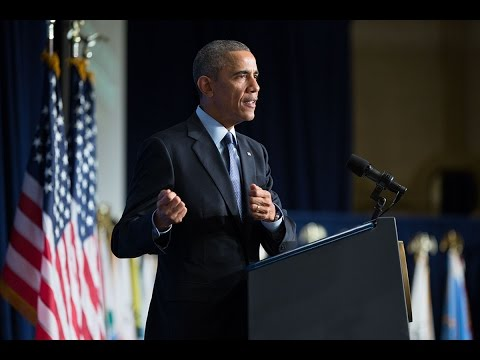 President Obama Addresses the 2014 White House Tribal Nations Conference