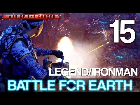 15 Battle For Earth Let S Play Xcom 2 War Of The Chosen W