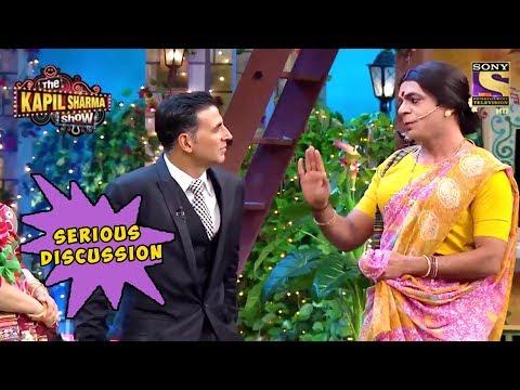 Akshay Solves Rinku Devi's Marriage Issues - The Kapil Sharma Show thumbnail