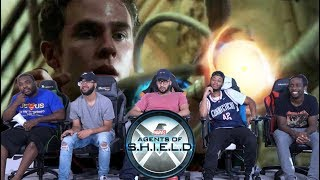 """Agents Of Shield  1 x 7 Reaction! """"The Hub"""""""