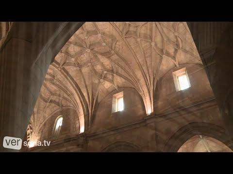 Iglesia de la Virgen del Pino en Vinuesa (Soria)