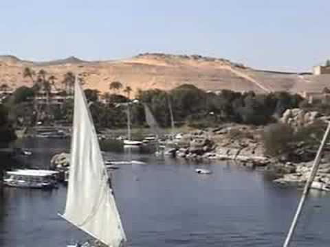 The Gardens of The Old Cataract Hotel, Aswan, Egypt