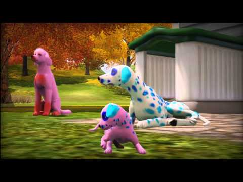 Trevor Mountleg Presents The Sims 3 Pets On Console