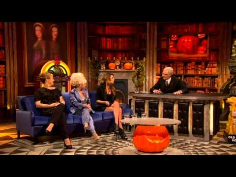 Nadine Coyle - Interview (Paul O'Grady Live - 29.10.2010)