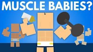 This Rare Mutation Gives You Massive Muscles At Birth