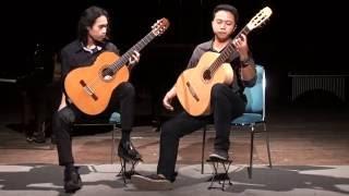 Download Lagu Gitar Duet - Gitar Klasik Gratis STAFABAND