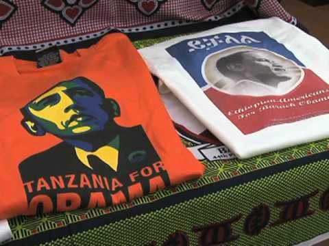Northwestern University Library Collection Shows Obama's Widespread Popularity in Africa