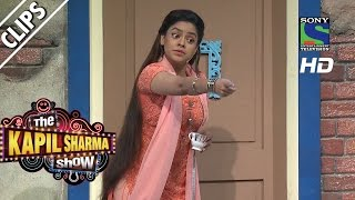 Sarla's sponsored face - The Kapil Sharma Show- Episode 28- 24th July 2016