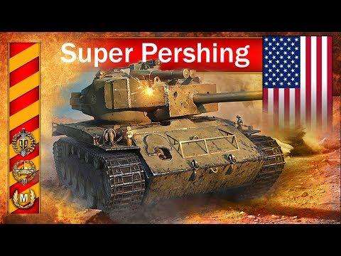 Super Pershing - czy jeszcze warto go kupić? - World of Tanks