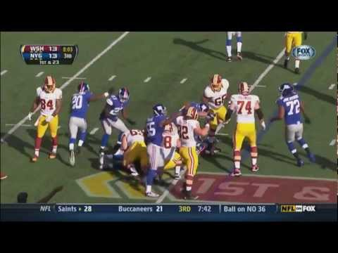 New York Giants - Defensive Line 2012 Highlights