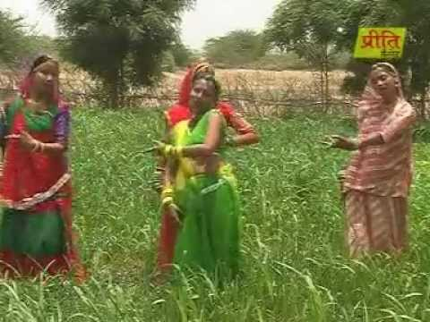 Mor Bol Re-rajasthani New Album Ghumar (part-2) Folk Dance Video Song Of 2012 By Gita Machar video