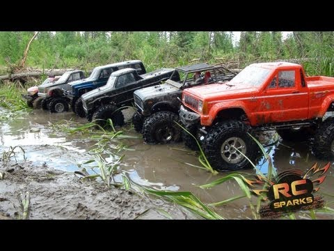 RC ADVENTURES - TTC 2011 - 1 Of 5 - OBSTACLE COURSE - 4X4 TOUGH TRUCK CHALLENGE