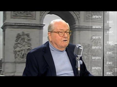 Jean-Marie Le Pen persiste sur les chambres à gaz