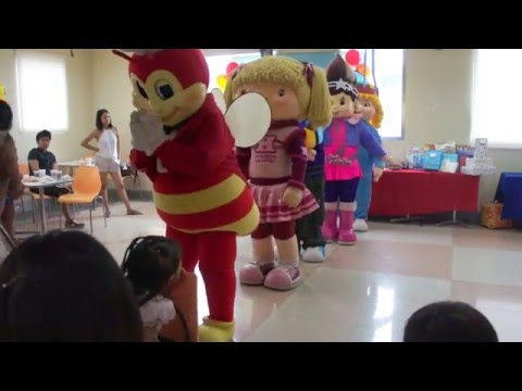 Jollibee Friends  Chase Birthday video
