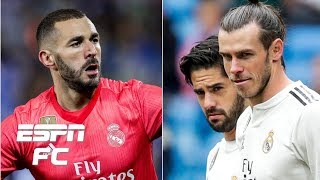 Should Real Madrid's rebuild include selling Gareth Bale, Isco and Karim Benzema? | La Liga