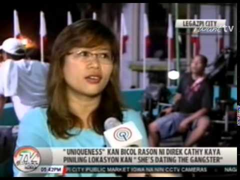 She's Dating the Gangster (TV Patrol Bicol News)