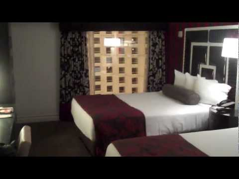 Walkthrough of Harrah's Las Vegas Classic Room