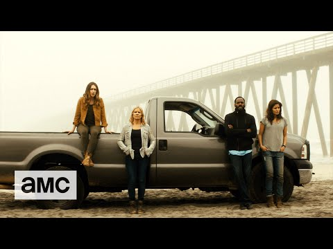 Fear The Walking Dead: Season 2B Comic-Con 2016 Official Trailer