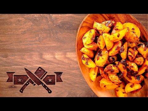 3 простых и вкусных блюда из картофеля [Мужская Кулинария]