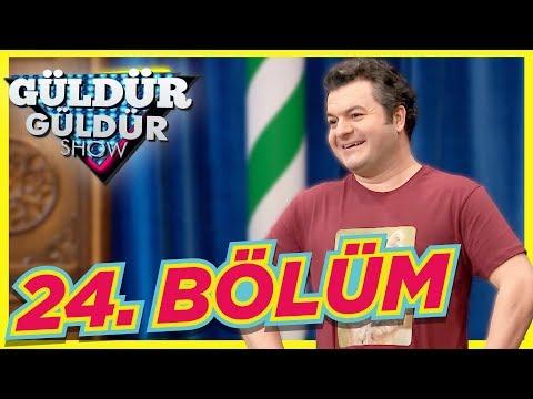 Güldür Güldür Show 24. Bölüm Tek Parça Full HD